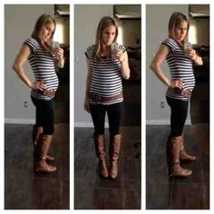 SuperMissFits: Cute pregnancy fashion with baby #7.  Supplements for healthy pregnancy. http://distributorusana.blogspot.com/