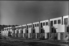 Westerhüsen Settlement (1927) in Magdeburg, Germany, by Konrad Rühl & Gerhard Gauger