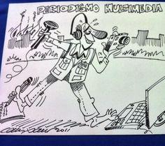 ¿Te parece que esta imagen representa bien la situación actual del Periodismo Multimedia?  http://bit.ly/Comunicaciones_UCAL