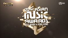 Every year around this season, the Mnet Asian Music Awards (better known as MAMA) are held. It is one of the major music awarding ceremonies for the K-pop industry. Le Net, Mnet Asian Music Awards, Big Night, Kpop, Japanese, Youtube, Chinese, Entertainment, Watch