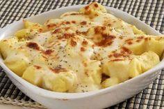 Gnocchi alla parigina --- I'm looking forward to trying this recipe!