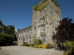 Irish Castle in Tipperary, IE - picturesque rural setting. The castle has been owned by numerous families over the years. The present owners are Pat and Mari...
