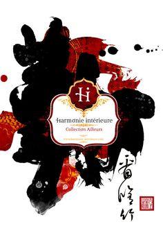 Harmonie intérieure on Behance