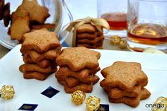 galletas estrellas de navidad con speculoos
