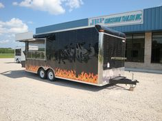 Food Concession Trailers | ... Concession Trailers, Vending Concession Trailer, Hot Dog Trailers