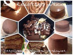 Ganacher gâteau pâte à sucre  Bonjour les Gourmands. Il est difficile de trouver sur le net des ganaches idéales pour la pâte à sucre et le cake design, j'ai donc regroupé dans cet article toutes les ganaches que j'ai déjà testées, j'espère qu'elle pourront...