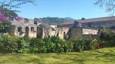 Convento de Capuchinas, Antigua Guatemala