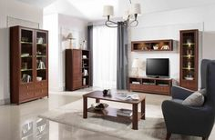 Urok stonowanej kolorystyki został podkreślony unikalnymi detalami, dzięki czemu każda bryła prezentuje się nietuzinkowo. #meble #szynakameble #furniture #furnituredesign #inspiracja #zainspirujsie #kolekcjacaldo