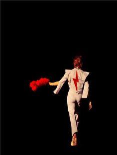 David Bowie, New York City 1973