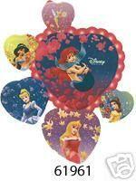 Disney Princess Jumbo Shape Mylar Balloon