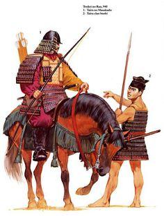 Early Samurai: Tenkei no Ran (The Tenkei war) 940 A D.