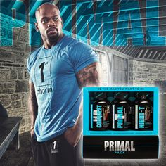 The Primal Pack is made up of three of the most effective and complete testosterone supplements ever created. Designed to work in conjunction with each other; Primal-T and Conquest HD and Night-T will naturally boost your testosterone levels to help you build more lean muscle, increase your libido, sexual performance, drive & desire, improve your energy, and increase your metabolism.
