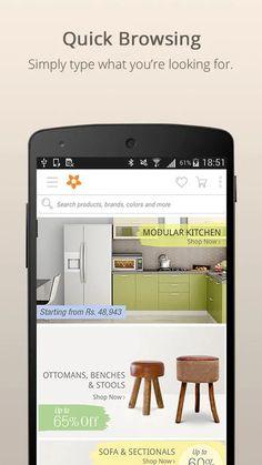 Urban Ladder   Furniture Store  Screenshot | Furniture Apps | Pinterest