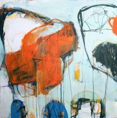 """Saatchi Art Artist Greg Holden Regan; Painting, """"The Inventors of the Swing"""" #art"""