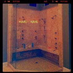 Best shower!