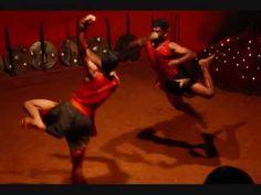 Kalaripayattu Martial Art from South Indian State Kerala #india #sport