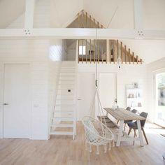 7 Handsome Clever Tips: Attic Dark Interior Design attic apartment living room.Attic Flat Shelving attic art scrapbook pages. Attic Renovation, Attic Remodel, Loft Railing, Attic Doors, Attic Window, Attic Staircase, Attic Ladder, Staircases, Attic Playroom
