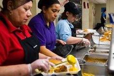 Cafeteria Workers at Los Angeles School Complain about having to speak English Ford City, What Is Parenting, West Hartford, Family Issues, The Unit, Cliff, Prison, Fisher, Kitchen Dining