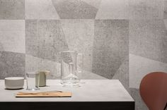 The art of elevating grace and vigour in stone: Highstone collection. #ceramicasantagostino #cersaie #cersaie2017 #agostinolover #stone #stoneeffect #designtiles
