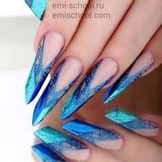 Using E.mi products - stunning nails