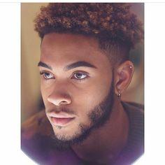 Handsome #melaninking