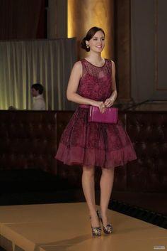 Now Fashionista: Blair Waldorf