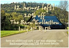 12 hours left to save 20% on all prints in The Barn Collection; follow link in bio.  #appalachia #backtonature #backwaterstills #countrylife #countryliving #farmart #farmhousestyle #farmlife #fineartphotography #flashsale #g #homedecor #lifeinthecountry #madeintn #modernfarmouse #olderisbetter #OnlyTennISee #ruralart #ruralphotography #savebig #supportsmallbusiness #tennesseeartist #wanderlust