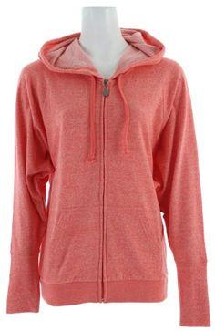 Volcom Moclov Stoner Zip Hoodie Coral Sorbet « Clothing Impulse