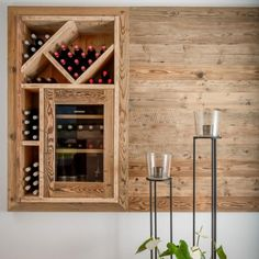 Küche & Essbereich Wine Rack, Liquor Cabinet, House Design, Furniture, Home Decor, Interior Design Kitchen, Shelves, Kitchen Contemporary, Home Kitchens
