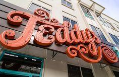 Teddy's Nacho Royale by Moniker SF, via Behance