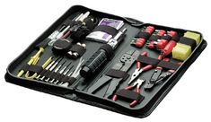 Fellowes 55Piece Computer Tool Kit Black 49106 ** Click image to review more details.Note:It is affiliate link to Amazon.