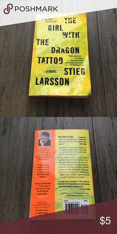 The Girl With The Dragon Tattoo by Stieg Larsson Discount on all bundles! 💰 Other