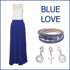 Joy de la Luz | Blue Love