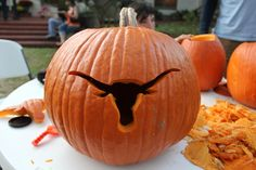 Is it too early to be excited for Halloween...? #Hookem!