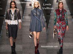Collezione Louis Vuitton primavera estate 2015 donna