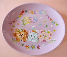 2015 Tokyo DisneySea Disney Easter Duffy bear ShellieMay Mug Plate Japan New #Disney