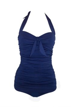 classic 50s style one piece