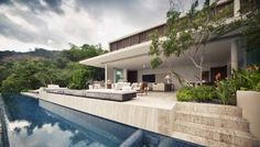 Awesome Architecture » Awesome Villa : Finestre Villas in Ixtapa Zihuatanejo, Mexico by CC Arquitectos