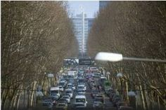 Top German Court rules in favour of banning diesel cars in cities to combat pollution