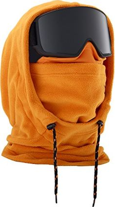 f49cba1b254 Anon MFI Xl Hood Balaclava Orange     Be sure to check out this awesome  product.