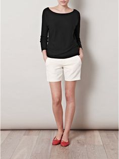 Love the simplicity of this look