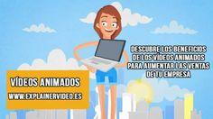 #explainervideo #videosanimados #videosexplicativos    Qué son los vídeos animados y cómo pueden ayudarte a vender tu producto?