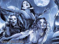 vampires images | female-vampirs-femmes-vampires-wallpaper-gothic « Vampirika Agora