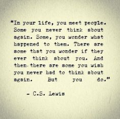 I wonder if C.S. Lewis really said this... Lol. But I loveeee this quote.