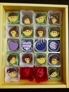 Valentine Chocolate made by mailinh