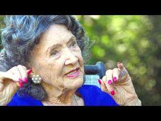 "▶ Amazing 96-year-old Yoga Master Tao Porchon-Lynch - Inspiration, Life & ""Dancing Light"" - YouTube"