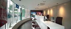 Thomas Cook - Concept d'agence / Création du concept d'agence et déploiement sur le réseau © ACO Design