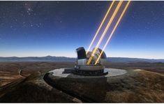 L'E ELT. Chili. Le plus grand télescope du monde en construction. 2024