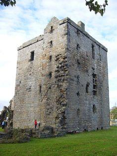 Rosyth Castle, Fife