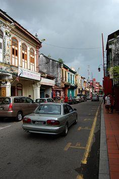 Malacca #malaysia #malacca #jonker